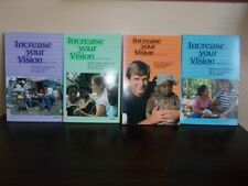 4 Book Lot Increase Your Vision Insights into the World of Missions Kevin G.Dyer