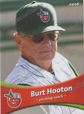 2016 Fort Wayne Tin Caps Burt Hooton Padres PC