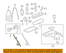 GM OEM Engine-Tube 12584738