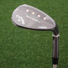 Callaway Md4 Black S Grind Gap Wedge 54 54° Stiff RH Golf Club #5908
