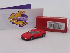 """Herpa 025256 # Ferrari 348tb Sportwagen """" ferrarirot """" 1:87 High-Tech Version"""