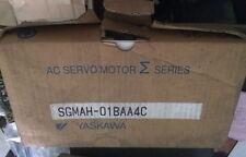 Yaskawa servo motor SGMAH-01BAA4C New* (by DHL or EMS)