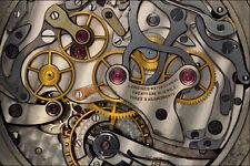 529061 watch Gears A4 imprimé photo texture