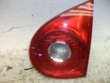 PASSENGER RIGHT TAIL LIGHT INNER ON LID FITS 06-09 GOLF 109065