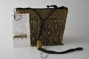 BNWT Zara Gold Cocktail/Party Mini Bag