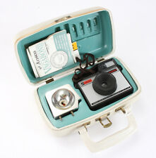 ANSCO VAGABOND + FLASH UNIT + CASE, USES 127 FILM/205612