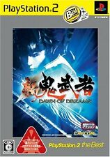 USED Shin Onimusha: Dawn of Dreams (PlayStation2 the Best) Japan Import PS2