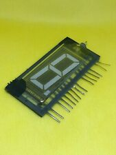 GIANT TUBE ILC1-1/8L BIG VFD DIGIT DISPLAY FOR DIY CLOCK (nixie era)