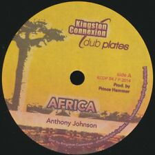 SEALED NEW 10 INCH Anthony Johnson - Africa  /  Version