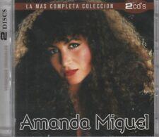 NEW- La Mas Completa Coleccion 2 CDS Amanda Miguel 602527182421 SHIPS NOW !