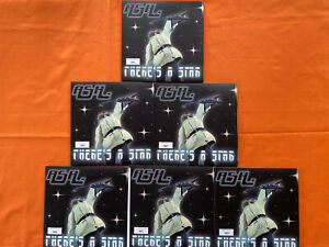 "ASH - There's A Star  2 x 7"" vinyl single pack. Ltd edt. num (4 tracks) UNPLAYED"