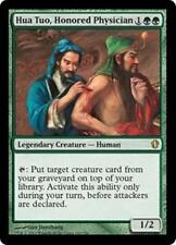 HUA TUO, HONORED PHYSICIAN Commander 2013 MTG Green Creature — Human RARE