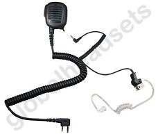 Shoulder Microphone with Speaker for Kenwood TK TH Protalk XLS Freetalk WARRANTY