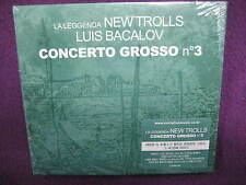 New Trolls / Concerto Grosso N° 3 CD NEW SEALED