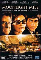 Moonlight Mile. Voglia di ricominciare (Drammatico 2002) DVD film Dustin Hoffman