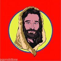 "18"" JESUS CHRIST SILK Stage Gospel Magic Trick Clown Christian Scarf Christmas"