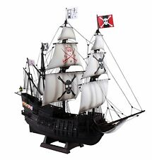Aoshima 1/100 Large Sailing Ship No.12 Pirate Ship Plastic Model Kit
