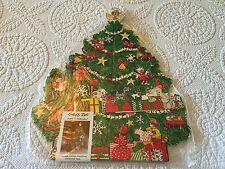Suzy's Zoo  Three Dimensional Christmas Tree Advent Calendar..New Sealed