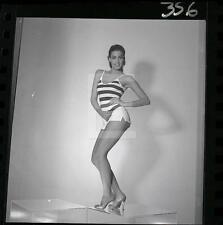 W244 Marla Heasley Harry Langdon Negative w/rights