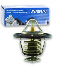 AISIN Coolant Thermostat for 2003-2006 Kia Sorento 3.5L V6 - Radiator jx