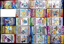 POKEMON BOOSTER PROMO ECHANTILLON COLLECTOR - 19 Différents FR- Lot N° LPEF19 01