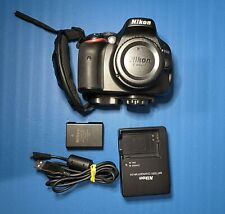 Great Condition[Tested]: Nikon D5100 16.2MP Digital SLR Camera Body FreeShipping