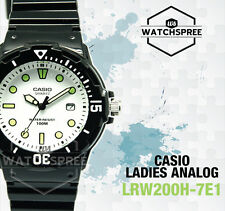 Casio Standard Analog Watch LRW200H-7E1
