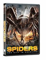 Spiders- DVD Movie- Patrick Muldoon -  Brand New  (VG-211108DV / VG-119)