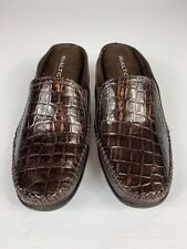 Rialto Comfort Womans Size 8 M Brown Clog Mules WS-19-91