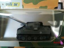 Herpa Military 1:87 745949 PzKfw Tiger Ausf. H1, dekoriert, Russland Nr.100