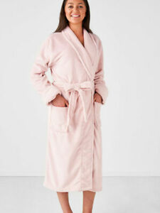 Rose Women's Bath Robe by Linen House | Soft and absorbent | One size fits most