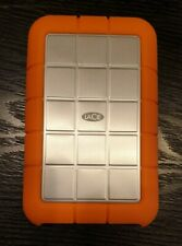 LaCie Rugged Triple USB 3.0 FireWire 800/400 1 TB, used in perfect condition