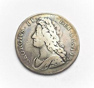 George II Halfcrown 1732