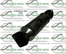 Catalytic Converter-Exact-Fit Rear Davico Exc CA fits 04-08 Acura TSX 2.4L-L4