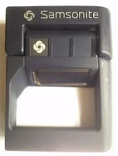 SAMSONITE suitcase CARRIAGE handle OYSTER replacement SPARE part 1691/XXX used