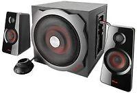 SPEAKERS GXT 38 2.1 SET Audio Visual Loudspeakers - CJ66406