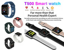 T500 Smart Watch IOS Android Iphone Apple Samsung LG Smartwatch Men Kids Watches