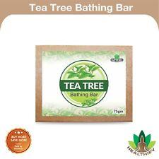 Myoc Tea Tree Oil Soap With Vitamin E,Glycerine Anti Fungal, Anti Bacterial 75gm