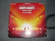 Daylight LaserDisc Stallone