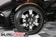 Black Vinyl Lug Nut Covers for the Can-Am Spyder GS, RS, ST, F3, RT (6pk)