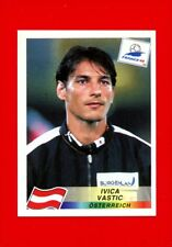 WC FRANCE '98 Panini 1998 - Figurina-Sticker n. 153 - VASTIC - ÖSTERREICH -New