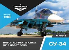 Tempmodels 1/48 Correction set for Su-34 Hobby Boss #48343