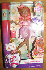 Ever After High BIRTHDAY BALL CEDAR WOOD Doll Orange Pastry Scented