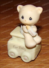 Birthday Series, For Baby (Precious Moments by Enesco, 15938) Butcher, 1985
