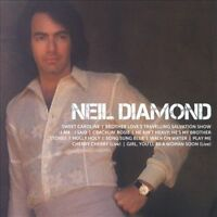 Icon Neil Diamond CD Sealed ! New !