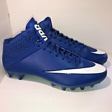 buy popular 1ad0a 28f82 Nike Vapor Speed 2 3 4 TD CF Football Cleats Game Royal white 847089