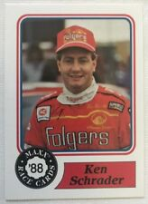 1988 Max Charlotte #74 Ken Schrader RC!