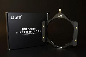 Aluminum 100mm Filter Holder +52-82mm Slim Ring Adapter for Lee Hitech Cokin Z