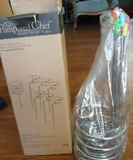 Pampered Chef Outdoor Party Sticks in Box