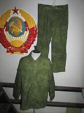 Russian army pixel pattern camouflage uniform set jacket pants original big size